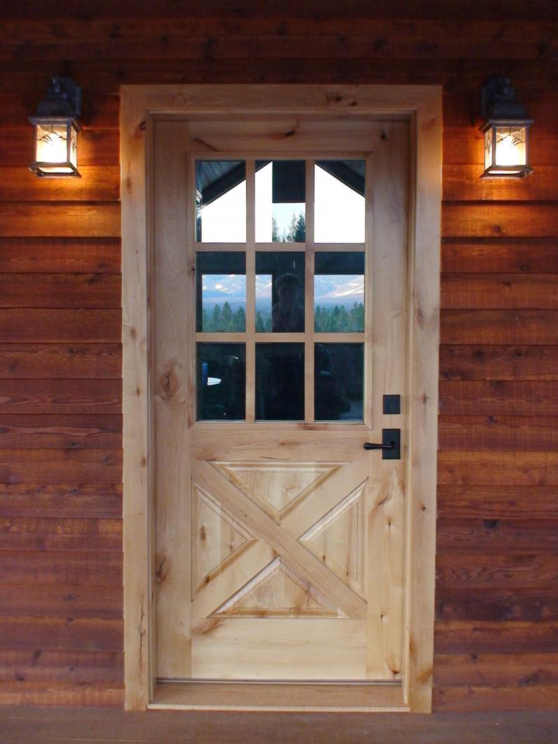 interior exterior solid wood doors in washington